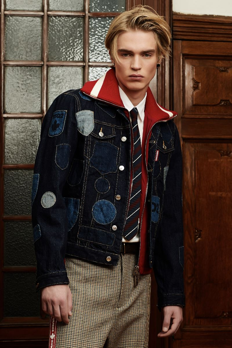 olaf andersen dsquared2