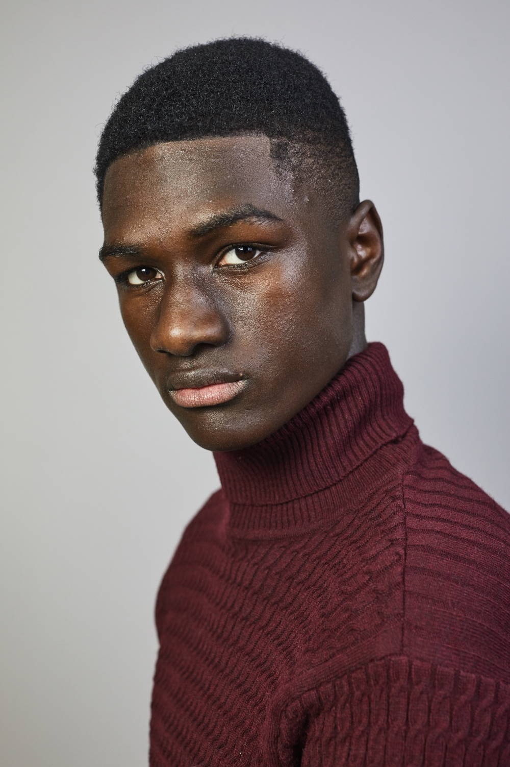 eniola model new face fashion unsigned group